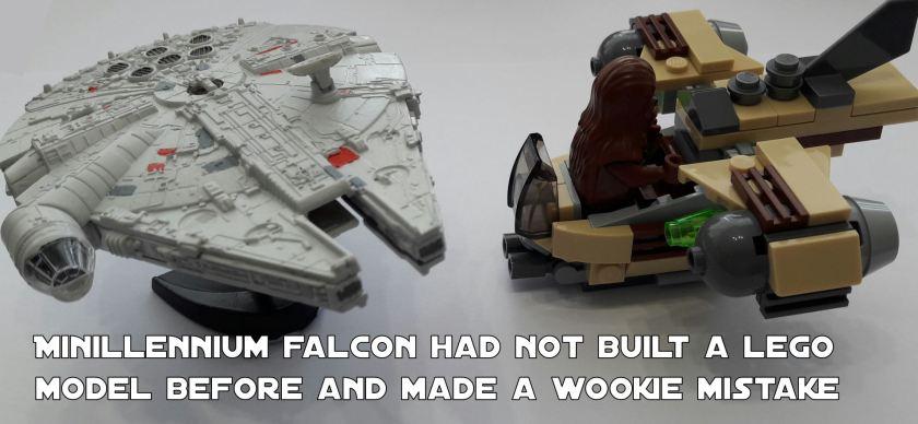 MF lego wookie