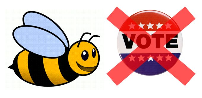 bee-de-voted