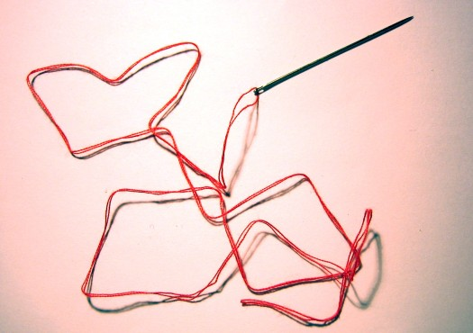 needle-and-thread