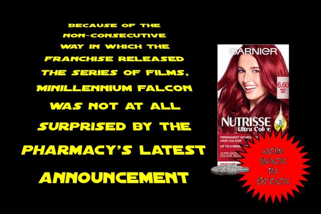 return of red dye