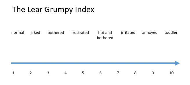 grumpy index