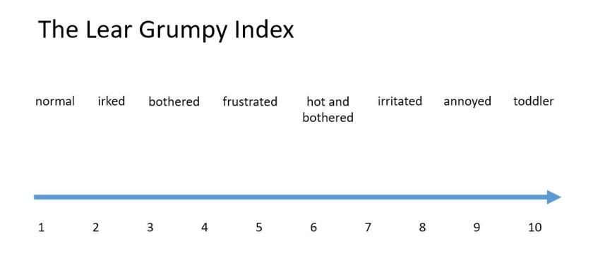 grumpy index